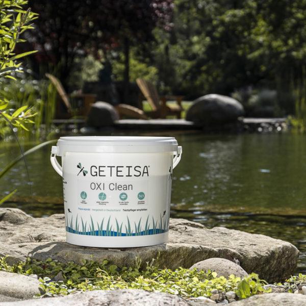 Am Teich  Oxi Clean