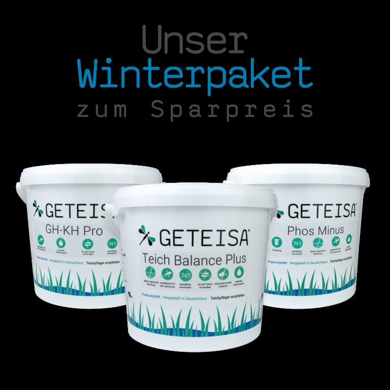 GETEISA® Produktpakete-Winter 1