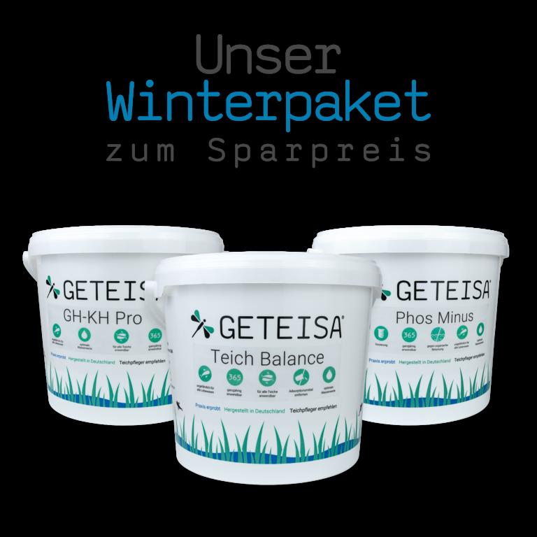 GETEISA® Produktpakete-Winter 2
