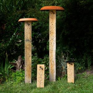 Insektennisthilfen / Nisthilfen von GETEISA®