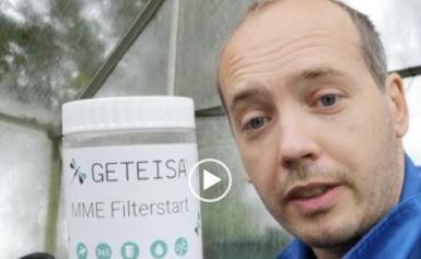 Filterbakterien / Filterstart mit MME Filterstart eine Kundenmeinung