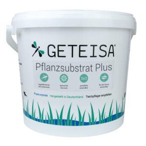 Pflanzsubstrat Plus für Seerosen u. andere Teichpflanzen